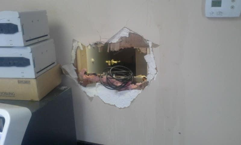 Loan Office Repairs